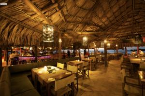 De restaurant top 5 Jan Thiel strand!