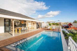 Villa huren Jan Thiel Curacao