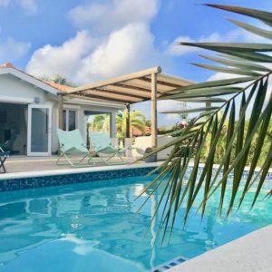 Luxe villa in Jan Thiel op het beveiligde resort Marbella Resort